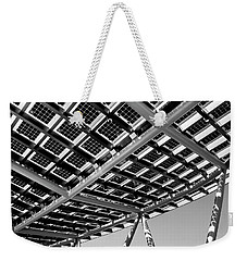Farming The Sun - Architectural Abstract Weekender Tote Bag