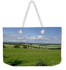 Farmland In Beecraigs. Weekender Tote Bag