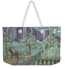 Farmstead Weekender Tote Bag