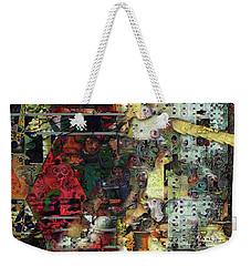 Fascinating Rythm Weekender Tote Bag