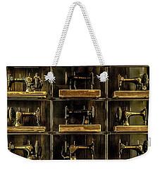 Fashion Industrialism Weekender Tote Bag