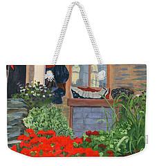 Fashionista Weekender Tote Bag
