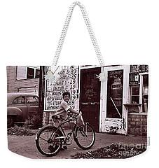 Fast Food 1963 Weekender Tote Bag
