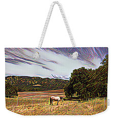 Fat Camp Grazing Weekender Tote Bag