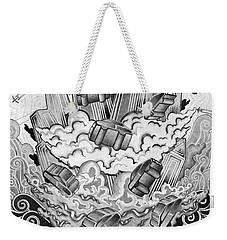 Fata Morgana Weekender Tote Bag