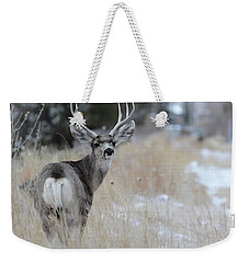 Father Deer Weekender Tote Bag
