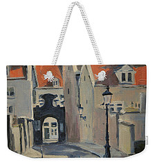 Fathers Gate Maastricht Weekender Tote Bag