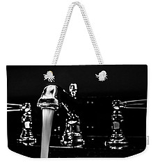Faucet With Running Water Weekender Tote Bag
