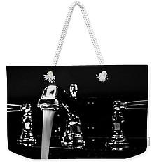 Faucet With Running Water Weekender Tote Bag