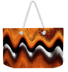 Fault Finding Weekender Tote Bag by Kellice Swaggerty