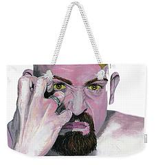 Fault Lines Weekender Tote Bag