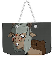 Faun Weekender Tote Bag