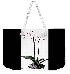Favorite Gift Of Orchids Weekender Tote Bag by Marsha Heiken