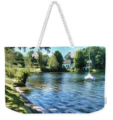 Favorite Place Weekender Tote Bag