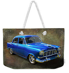 Weekender Tote Bag featuring the photograph FC by Keith Hawley