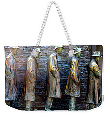 Fdr Memorial 4 Weekender Tote Bag