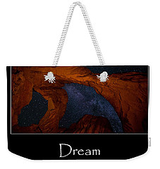 Weekender Tote Bag featuring the photograph Fdsfsdf by Gary Whitton