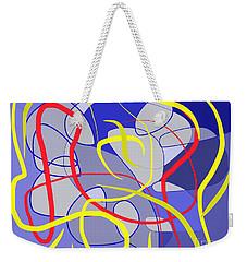 Fear Weekender Tote Bag