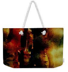 Fear On The Dark Weekender Tote Bag by Rushan Ruzaick