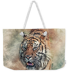 Fearless Weekender Tote Bag by Brian Tarr