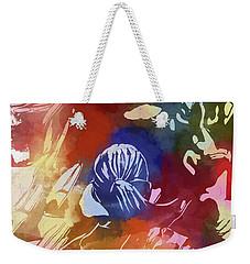 Fearless Girl Wall Street Weekender Tote Bag