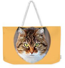 Fearless Weekender Tote Bag by Judi Saunders