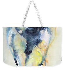 Fearless Weekender Tote Bag by Mark Adlington