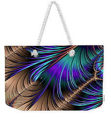 Feather Light Weekender Tote Bag