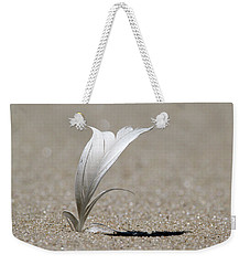 Feather Port Jefferson New York Weekender Tote Bag