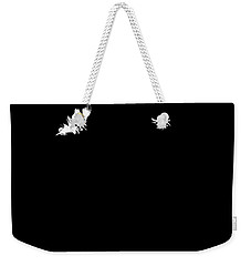 Feather Serendipity Rip Weekender Tote Bag
