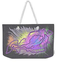 Feathered Daydreams Weekender Tote Bag
