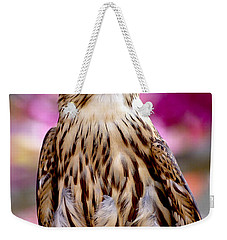 Feathered Wizard Weekender Tote Bag