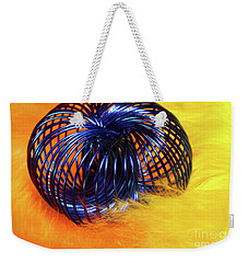Feathers And Jewelry  Weekender Tote Bag
