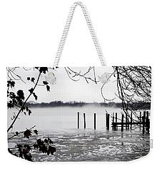 February Meltdown  Weekender Tote Bag