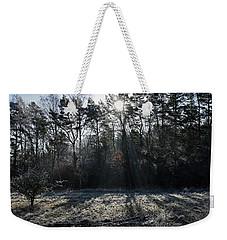 February Morning Weekender Tote Bag