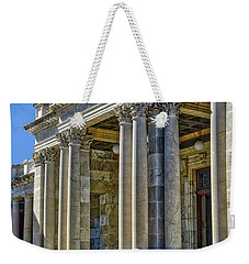 Federal Building Weekender Tote Bag