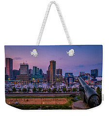 Federal Hill In Baltimore Maryland Weekender Tote Bag