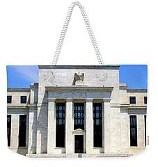 Federal Reserve Weekender Tote Bag