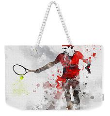 Federer Weekender Tote Bag