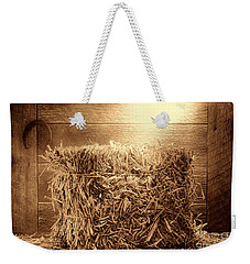 Feed Weekender Tote Bag by American West Legend By Olivier Le Queinec