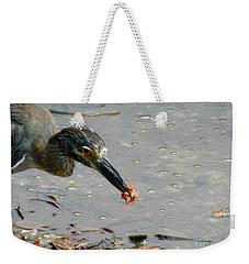 Feeding  Weekender Tote Bag