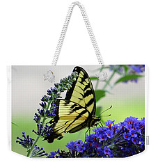 Feeding From A Nectar Plant Weekender Tote Bag