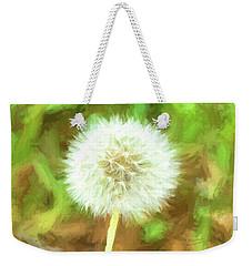 Feeling Dandy Weekender Tote Bag