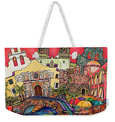Feeling Like A Tourist Weekender Tote Bag