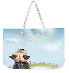 Feeling Love Weekender Tote Bag