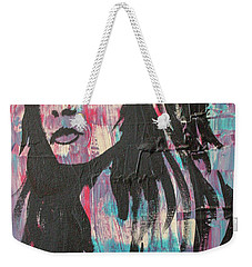 Feeling Remains Even After The Glitter Fades Weekender Tote Bag