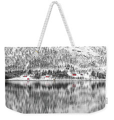 Feels Like Home Weekender Tote Bag
