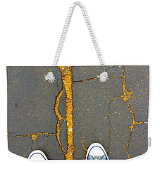Feet Around The World #26 Weekender Tote Bag