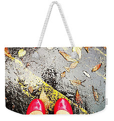Feet Around The World #29 Weekender Tote Bag