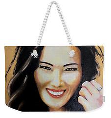 Felicia Weekender Tote Bag